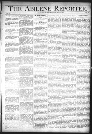 Primary view of object titled 'The Abilene Reporter. (Abilene, Tex.), Vol. 11, No. 20, Ed. 1 Friday, May 13, 1892'.