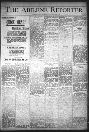 Primary view of object titled 'The Abilene Reporter. (Abilene, Tex.), Vol. 12, No. 10, Ed. 1 Friday, March 10, 1893'.