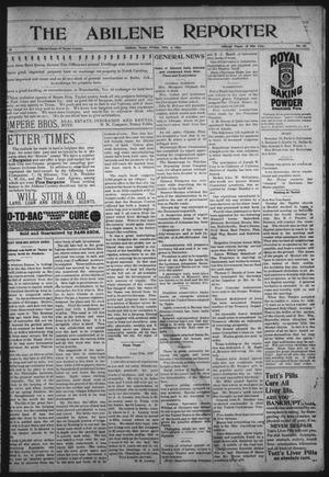 Primary view of object titled 'The Abilene Reporter (Abilene, Tex.), Vol. 16, No. 27, Ed. 1 Friday, July 2, 1897'.