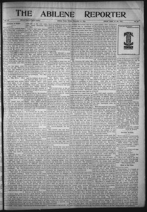 Primary view of object titled 'The Abilene Reporter (Abilene, Tex.), Vol. 16, No. 52, Ed. 1 Tuesday, December 21, 1897'.