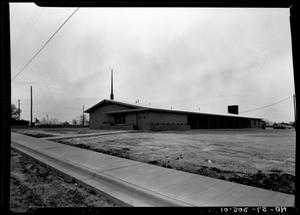 Primary view of object titled 'South Austin Baptist Church'.