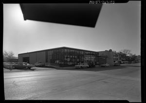 Primary view of object titled '[Swearingen Brothers Edsel Dealership]'.