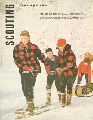 Scouting, Volume 49, Number 1, January 1961