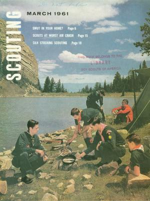 Scouting, Volume 49, Number 3, March 1961