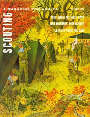 Scouting, Volume 50, Number 8, October 1962