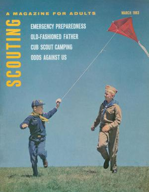 Scouting, Volume 51, Number 3, March 1963