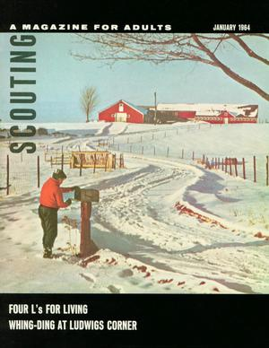 Scouting, Volume 52, Number 1, January 1964