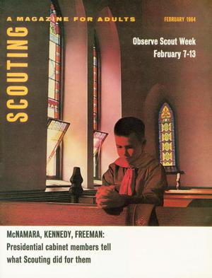 Scouting, Volume 52, Number 2, February 1964