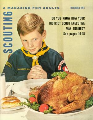 Scouting, Volume 52, Number 9, November 1964