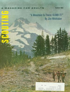 Scouting, Volume 53, Number 3, March 1965