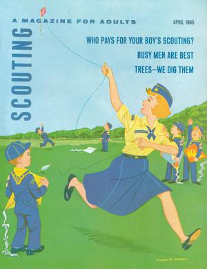 Scouting, Volume 53, Number 4, April 1965