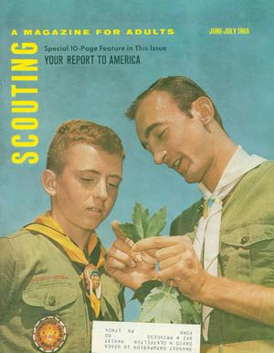 Scouting, Volume 53, Number 6, June-July 1965