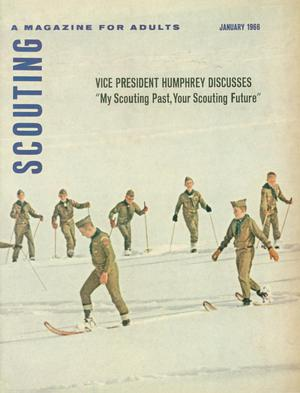 Scouting, Volume 54, Number 1, January 1966