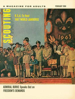 Scouting, Volume 54, Number 2, February 1966