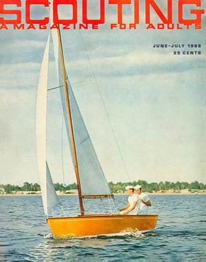 Scouting, Volume 54, Number 6, June-July 1966