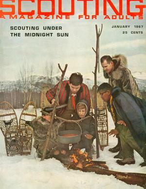 Scouting, Volume 55, Number 1, January 1967