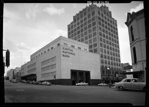 Primary view of object titled 'Capitol National Bank Building'.