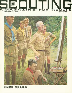 Scouting, Volume 57, Number 1, January 1969