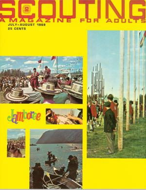 Scouting, Volume 57, Number 6, July-August 1969