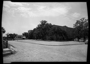 Primary view of object titled 'L.C. Anderson High School - Old Building'.