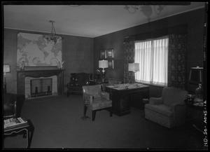 Primary view of object titled 'Commodore Perry Hotel Office Area'.