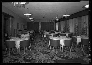 Primary view of object titled 'Commodore Perry Hotel Dining Area'.