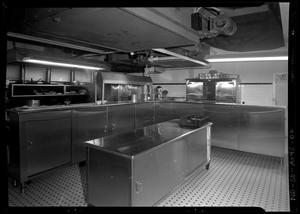 Primary view of object titled 'Commodore Perry Hotel Kitchen'.
