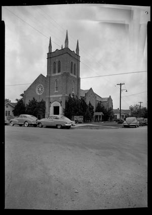 Primary view of object titled 'Wesley Chapel Methodist Church'.