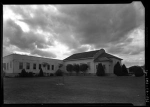 Primary view of object titled 'Capitol Heights Baptist Church'.