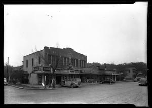 Primary view of object titled 'West Sixth Street at Blanco'.