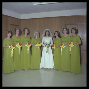 Primary view of object titled 'Wedding - Hibler/McCall'.