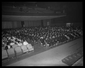 Primary view of object titled 'Anderson High Graduation'.