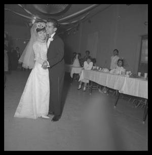Primary view of object titled 'El Matamoros: Wedding Reception'.