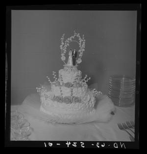 Primary view of object titled 'Wedding Cake'.