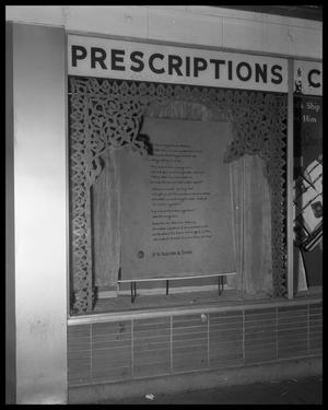 Primary view of object titled 'Squibb, E. R. & Sons - White's Pharmacy'.