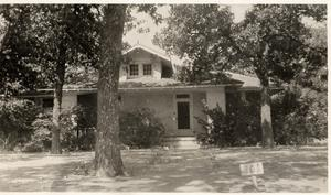 C. P. Schulze House in Irving, Texas
