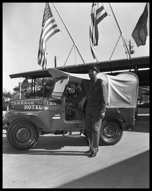 Primary view of object titled 'Sheraton Terrace Motor Hotel'.