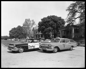 Primary view of object titled 'Checker Cab & Yellow Cab'.