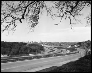 Primary view of object titled 'Austin Skyline from I-35'.