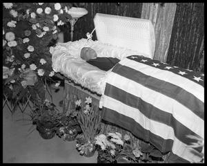 Primary view of object titled 'Funeral of Albert Sneed'.