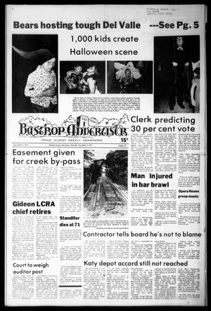 Primary view of object titled 'Bastrop Advertiser (Bastrop, Tex.), Vol. [125], No. 71, Ed. 1 Thursday, November 2, 1978'.