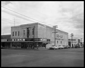 Primary view of object titled 'So-Lo Dept. Store'.