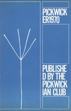 Primary view of object titled 'The Pickwicker, 1970'.