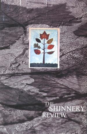 Primary view of object titled 'The Shinnery Review, Volume 60, 2001'.