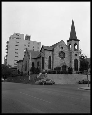 Primary view of object titled '1st Southern Presbyterian Church'.