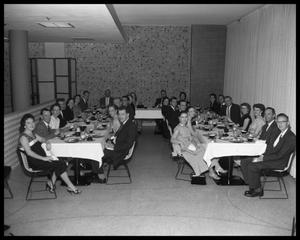 Primary view of object titled 'Allred Finance Banquet'.