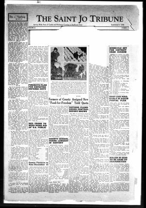 Primary view of object titled 'The Saint Jo Tribune (Saint Jo, Tex.), Vol. 44, No. 27, Ed. 1 Friday, December 12, 1941'.