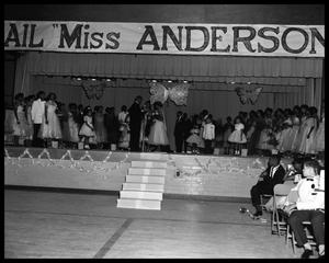 Primary view of object titled 'Anderson High Coronation'.