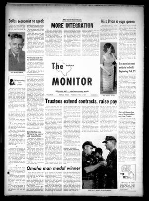 The Naples Monitor (Naples, Tex.), Vol. 81, No. 28, Ed. 1 Thursday, February 2, 1967