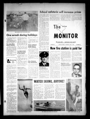 The Naples Monitor (Naples, Tex.), Vol. 81, No. 24, Ed. 1 Thursday, January 5, 1967